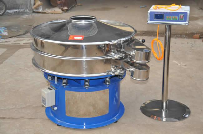 超声波振动筛产品实物图