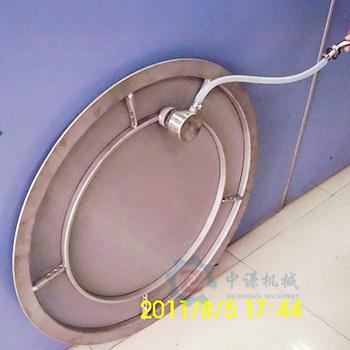 超声波振动筛网架